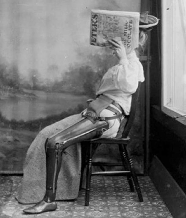 18 zdjęć pokazujących jak wyglądała medycyna w przeszłości. Można się przerazić