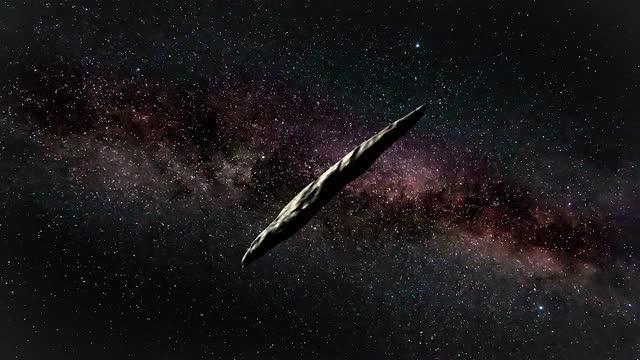 """Zagadka """"kosmicznego cygara"""" rozwiązana. Naukowcy potwierdzili czym jest międzygwiezdny gość"""
