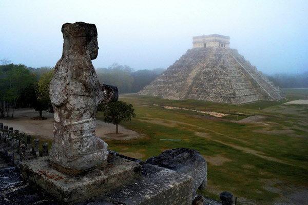 W końcu rozwikłano zagadkę, co dokładnie doprowadziło do upadku cywilizacji Majów
