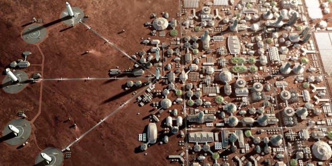 Naukowcy twierdzą, ze terraformacja Marsa jest niemożliwa. Musk jednak upiera się przy swoim