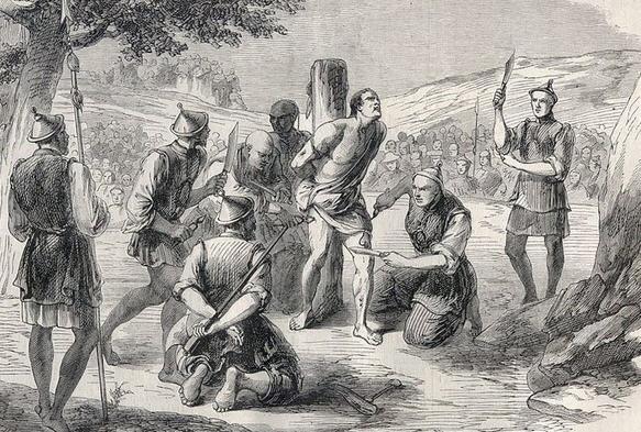 15 najmakabryczniejszych średniowiecznych tortur