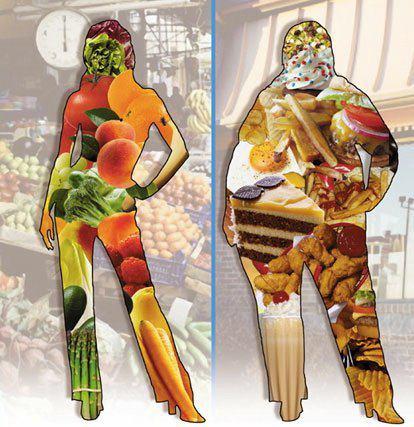 Miłośnicy fast foodów zmienili dietę na dwa tygodnie. Rezultat był oszałamiający