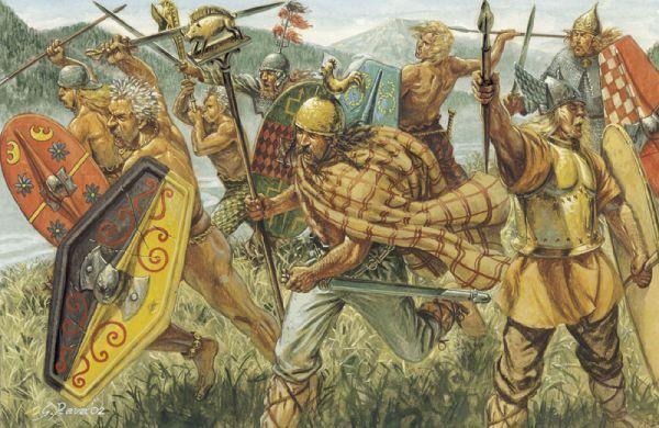 Archeolodzy udowodnili, że makabryczne legendy o Galach są właściwie prawdziwe