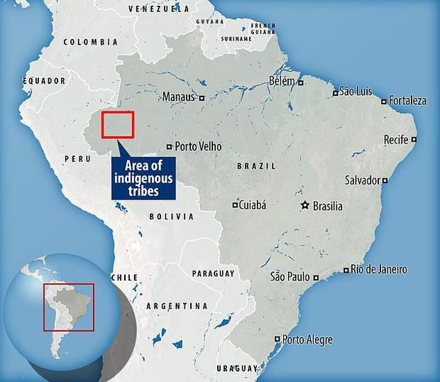 Kolejny samozwańczy misjonarz wkroczył na teren zajmowany przez odizolowane plemię