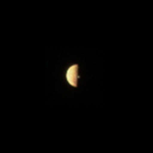Sonda Juno uchwyciła spektakularny wybuch wulkanu na Io, jednym z księżyców Jowisza