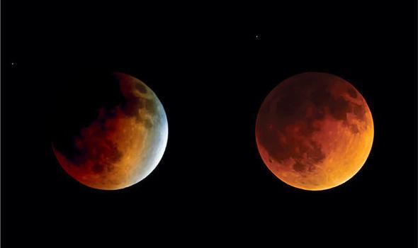 W nadchodzący poniedziałek będziemy świadkami całkowitego zaćmienia Księżyca i superpełni
