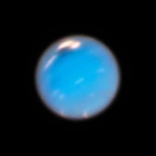 Prognoza pogody teleskopu Hubble'a ujawnia, jak zmieniają się pory roku na lodowych gigantach