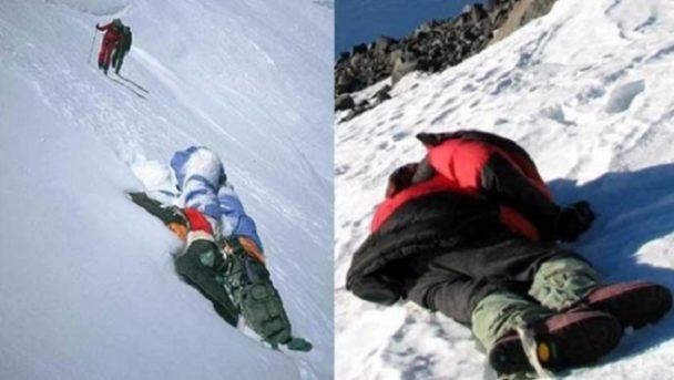 Topniejący lód na Mount Evereście ujawnia zwłoki himalaistów. Mowa nawet o 200 ciałach
