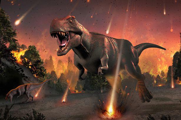 Metal z asteroidy, która zabiła dinozaury, może doprowadzić do skutecznej metody leczenia raka