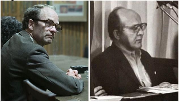 """Jak naprawdę wyglądały główne postacie z """"Czarnobyla""""? Podobieństwo jest niezwykłe"""