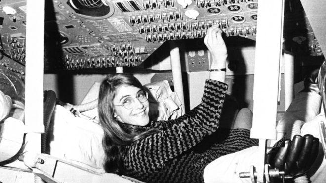 Poznajcie Margaret Hamilton, kobietę, która wysłała ludzkość na Księżyc