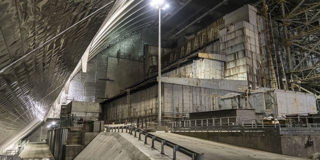 Sarkofag w Czarnobylu może się zawalić. Konstrukcja zostanie zdemontowana