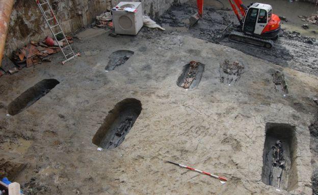 Kochankowie z Modeny okazali się być dwoma mężczyznami. Archeolodzy są zaskoczeni takim zwrotem