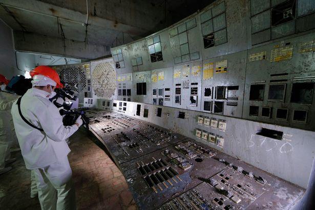 sterownia w reaktorze
