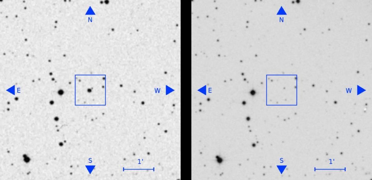 Astrofizycy zidentyfikowali 100 gwiazd, które zniknęły w tajemniczych okolicznościach