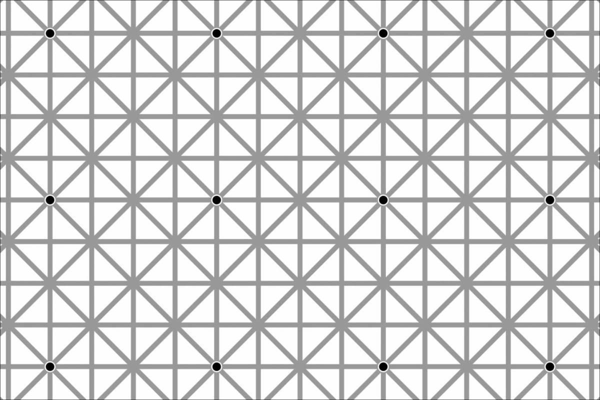 iluzja ninio