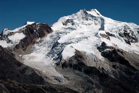topnienie lodowców w Andach