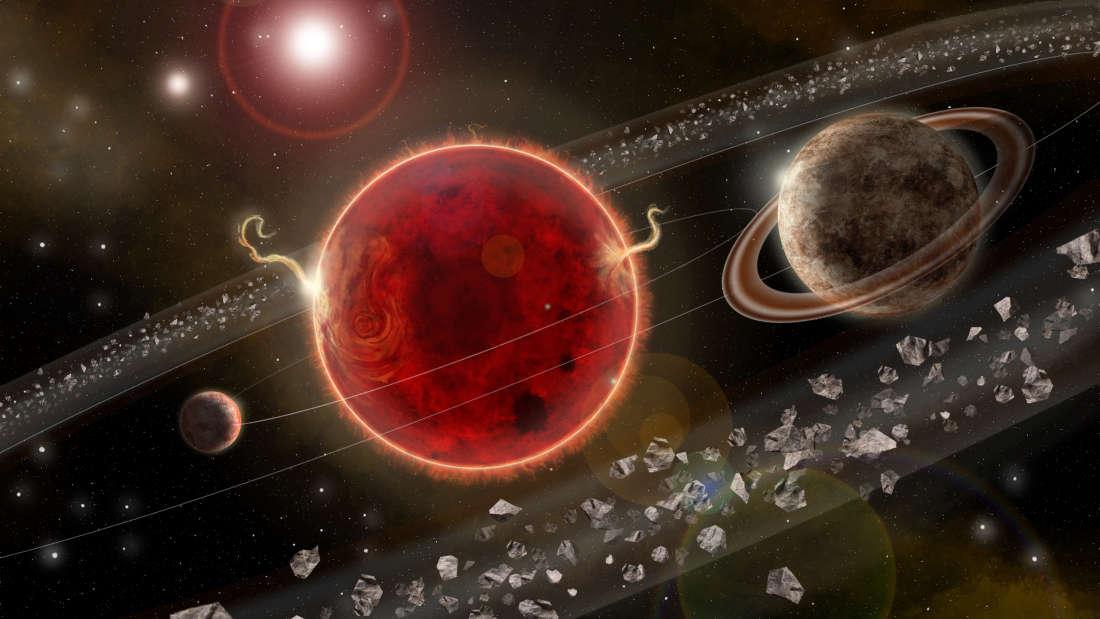 Astronomowie wykryli ślady drugiej planety wokół gwiazdy znajdującej się najbliżej Słońca