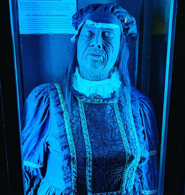 Jak strach Hannah Beswick przed pochowaniem żywcem zamienił ją w Mumię Manchesterską