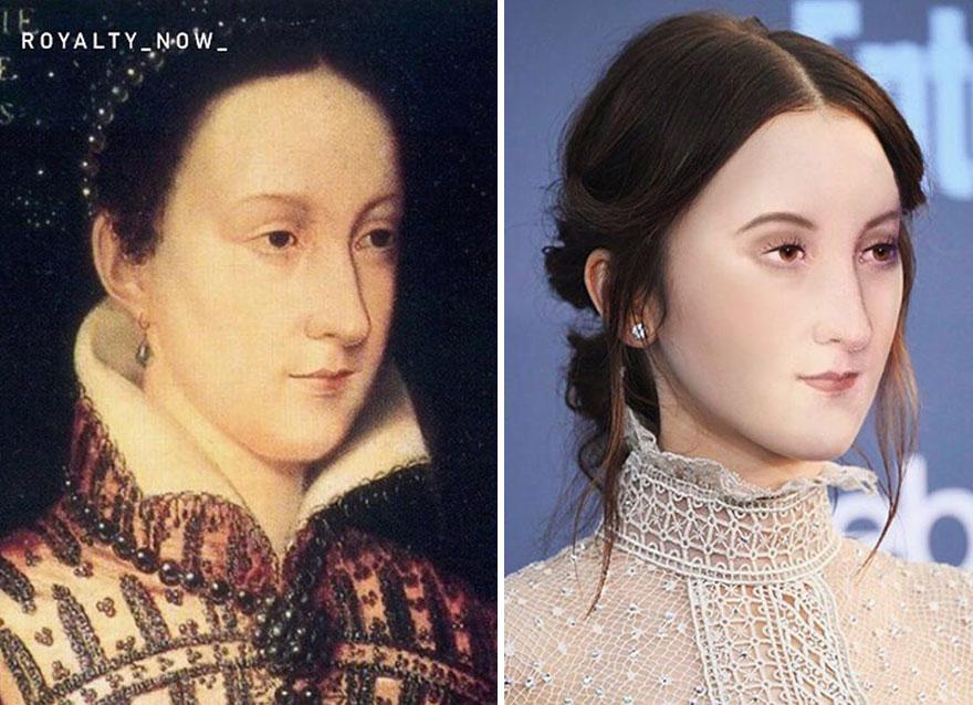 Tak wyglądałaby Mona Lisa i inne postacie znane z historii, gdyby żyły w dzisiejszych czasach