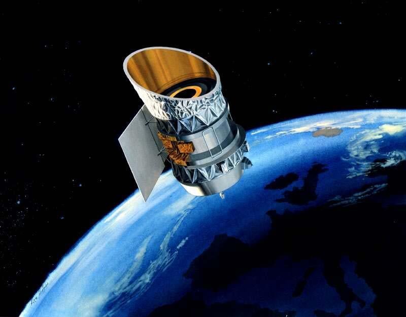 Dwie satelity w tym tygodniu mogą zderzyć się na ziemskiej orbicie, a to drobny problem