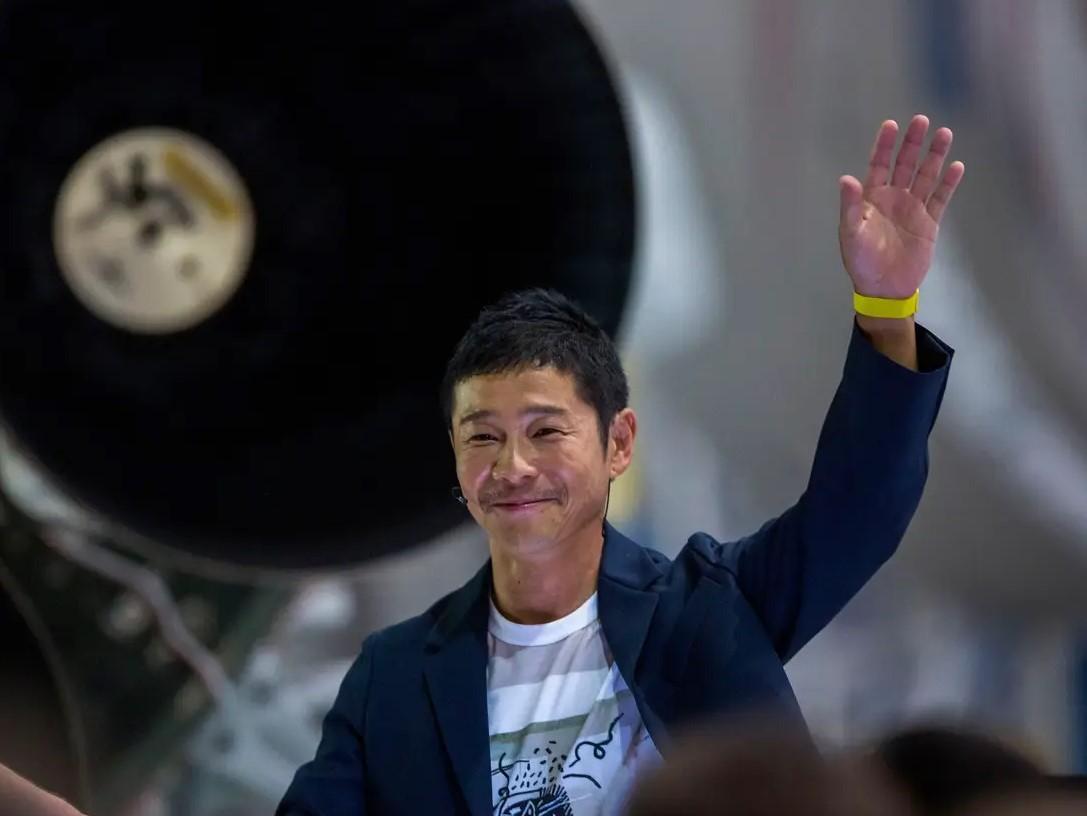 Miliarder Yusaku Maezawa poszukuje kobiety, która spędzi z nim randkę podróżując na Księżyc