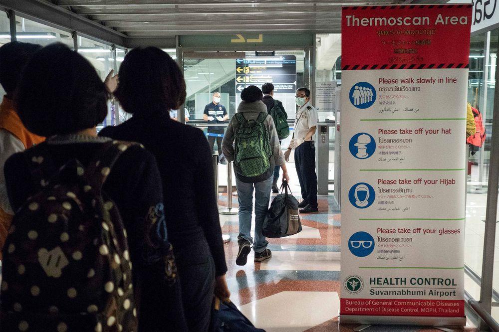 Tajemniczy wirus podobny do SARS powoli rozprzestrzenia się poza granice Chin
