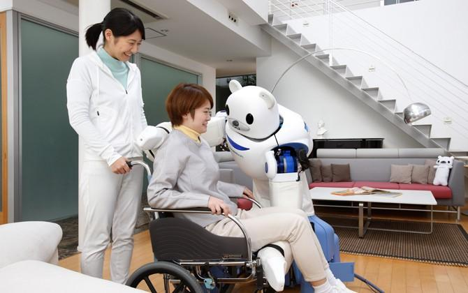 """Japończycy stworzyli robotyczne dziecko, które jest w stanie """"odczuwać ból i pokazywać emocje"""""""