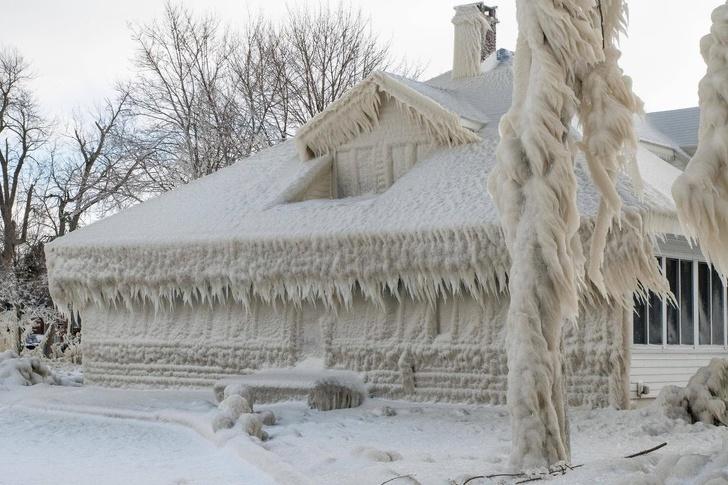 Czasem zima naprawdę nie ma litości, kiedy niewielkie opady zamieniają się w wielką katastrofę