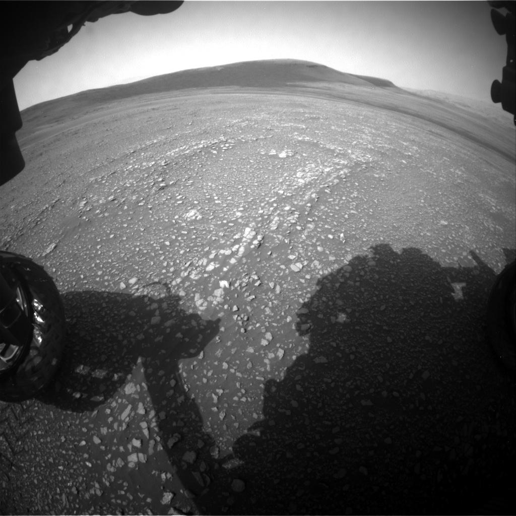 Łazik Curiosity uchwycił panoramę marsjańskiego Glen Torridon i widok jest naprawdę niesamowity