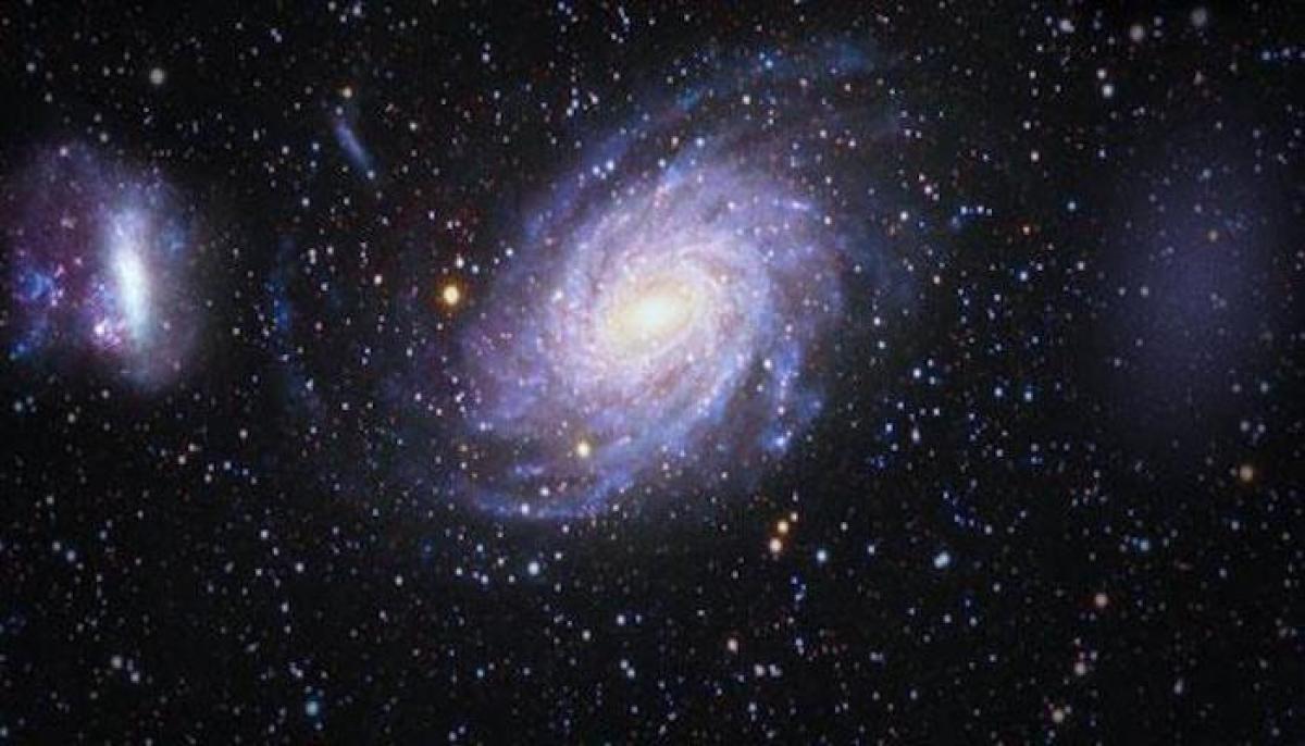 Supermasywna czarna dziura w centrum naszej galaktyki staje się bardziej aktywna