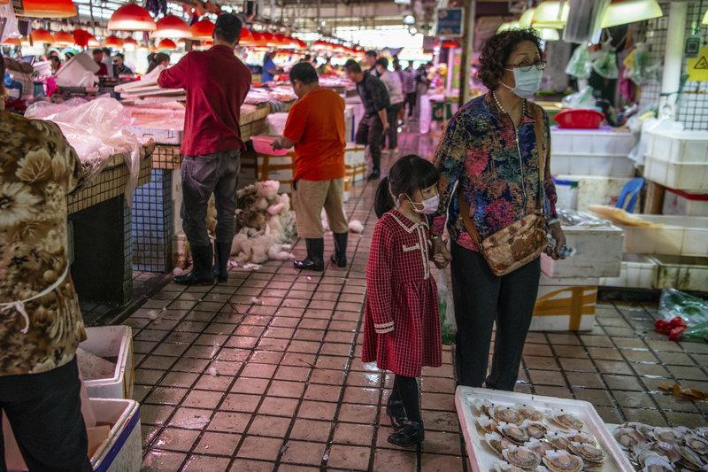 rynek Huanan