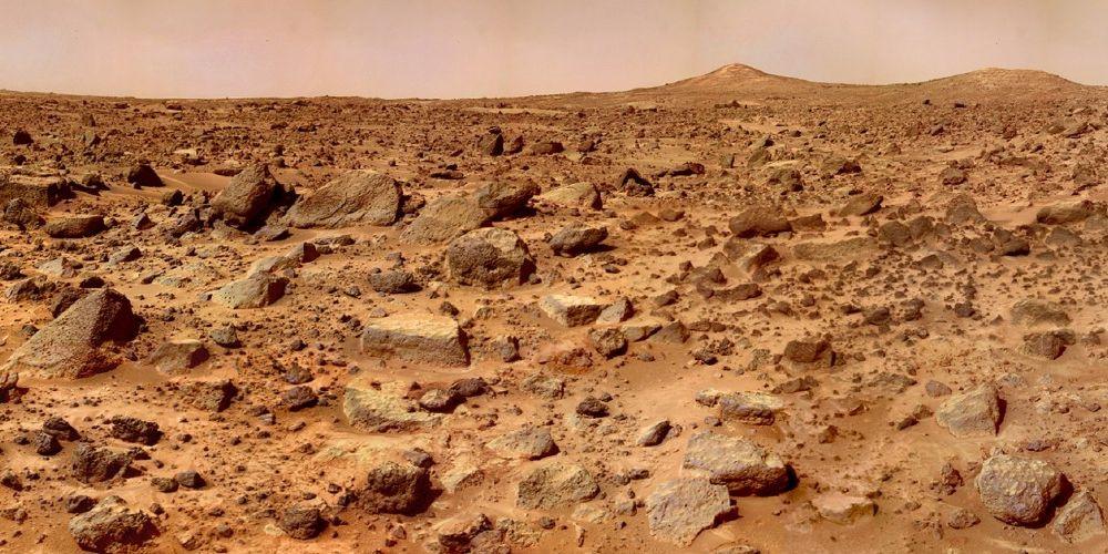 Analiza meteorytu sugeruje, że 4 miliardy lat temu Mars mógł być podobny do Ziemi
