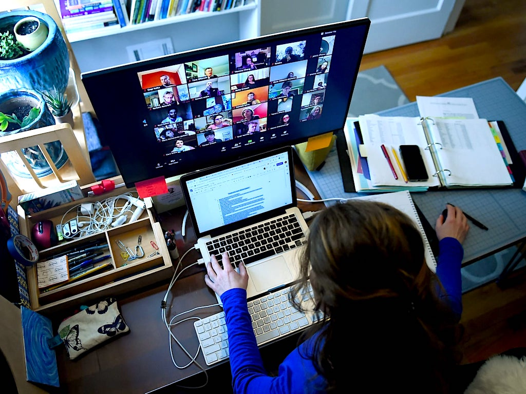 Męczą cię spotkania online i wideokonferencje? Spokojnie, nie jesteś sam