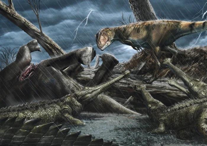 Paleontolodzy uważają, że udało im się znaleźć najbardziej niebezpieczne miejsce w historii Ziemi