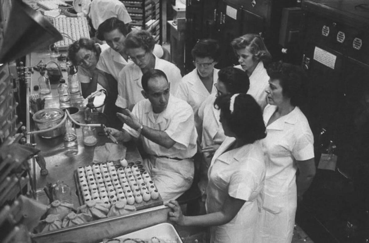 Historia pandemii na świecie: grypa azjatycka i powstanie szczepionki przeciw wirusowi H2N2