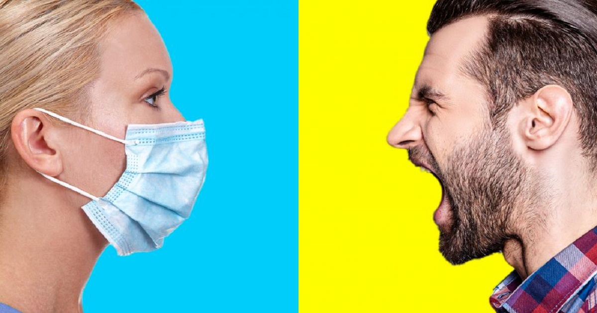 Warto nosić maseczkę na twarz, czy raczej nie? Prosty eksperyment po raz kolejny rozwiewa wątpliwości