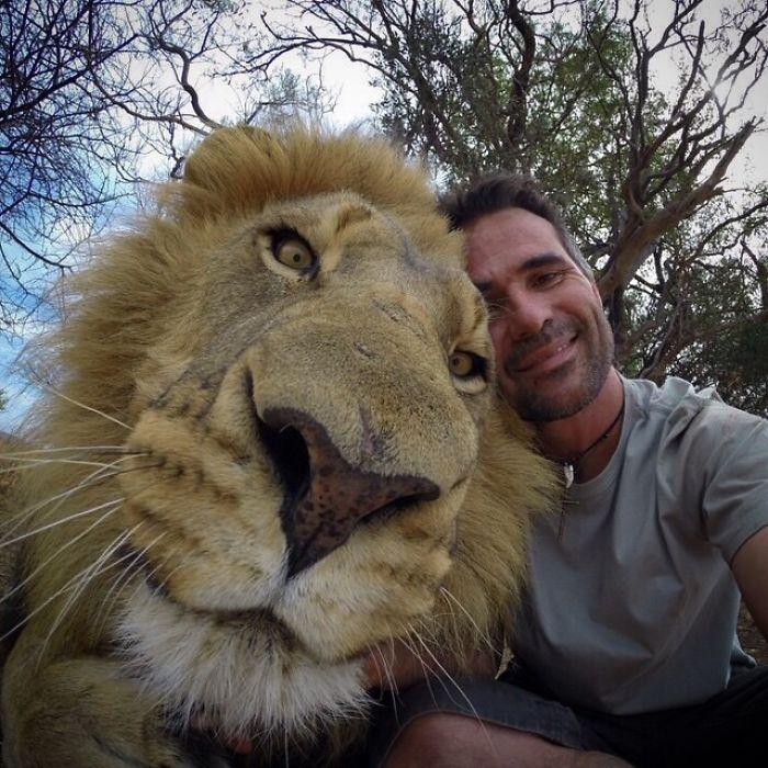 Onieśmielające zdjęcia, które przypomną, że niektóre zwierzęta są znacznie większe, niż sądzimy