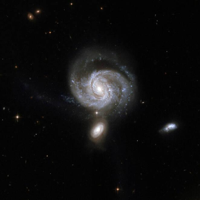 najdziwniejsze galaktyki