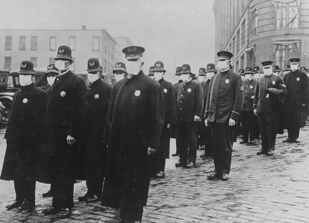 Wspomnienie hiszpanki, jednej z najpotworniejszych pandemii w historii ludzkości