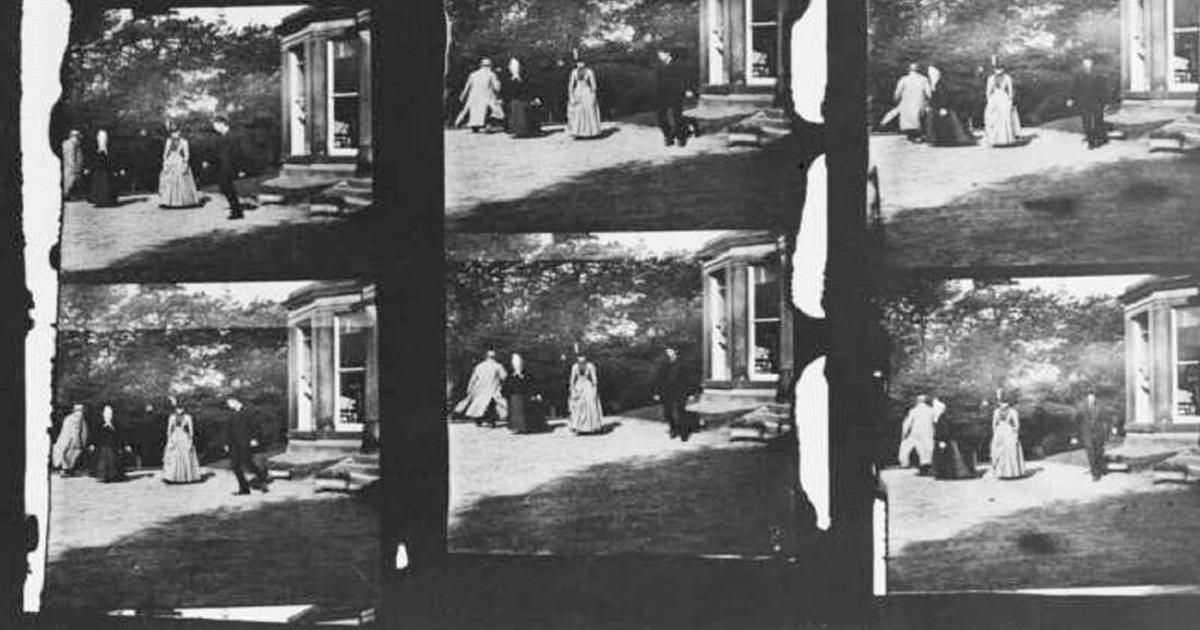 Najstarszy materiał filmowy na świecie został odnowiony za pomocą sztucznej inteligencji