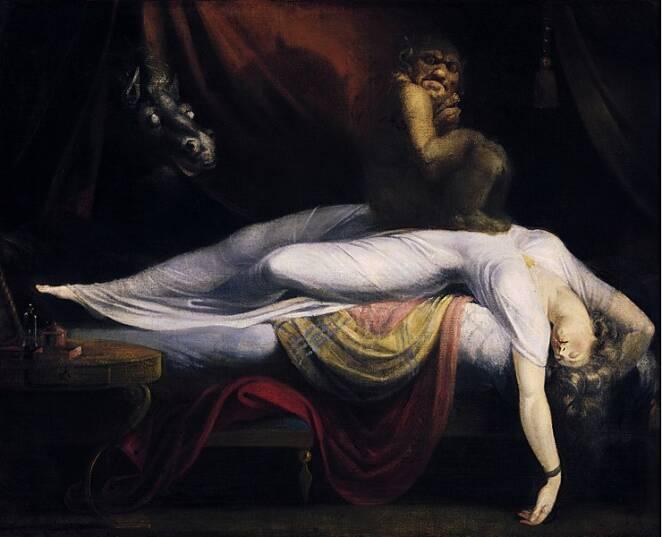 Lęki nocne to coś więcej niż tylko koszmary. Chory może lunatykować i zrobić sobie krzywdę