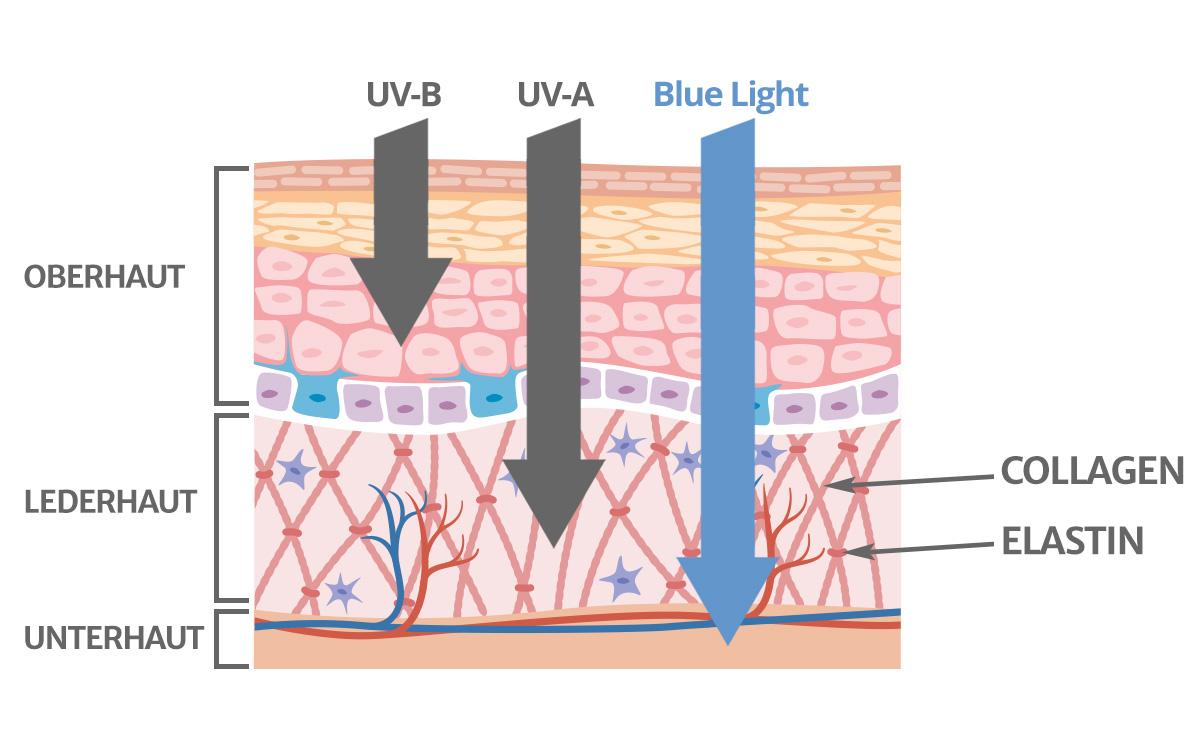 Niebieskie światło negatywnie wpływa na naszą skórę i zakłóca naturalny rytm dobowy