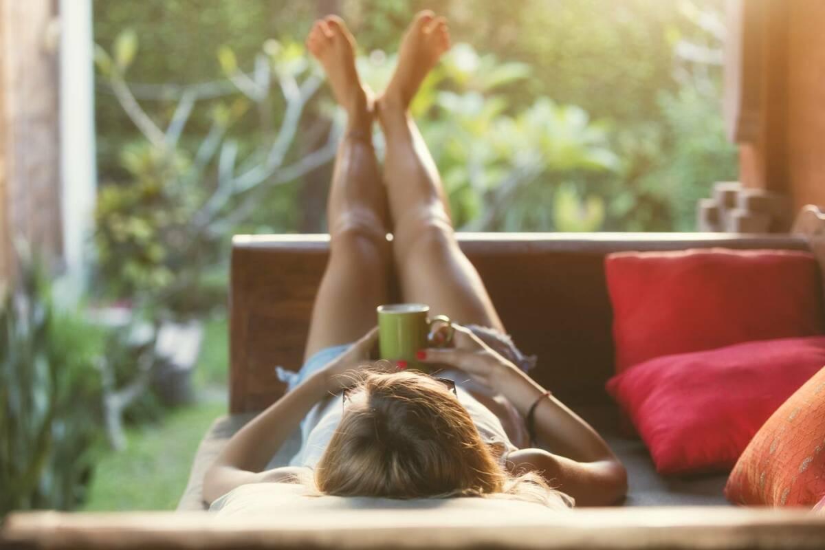 """Sporadyczne """"marnowanie"""" czasu może okazać się naprawdę pożyteczne. Nie zapomnij o odpoczynku"""