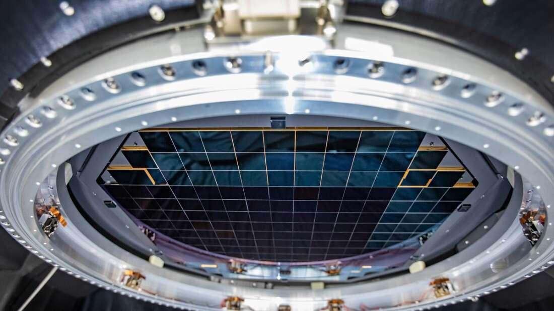 Zdjęcie o rozdzielczości 3200 megapikseli to największa fotografia, jaką kiedykolwiek wykonano