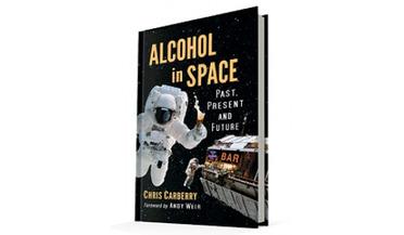 Okazuje się, że astronautom zdarza się przemycać alkohol na pokład ISS