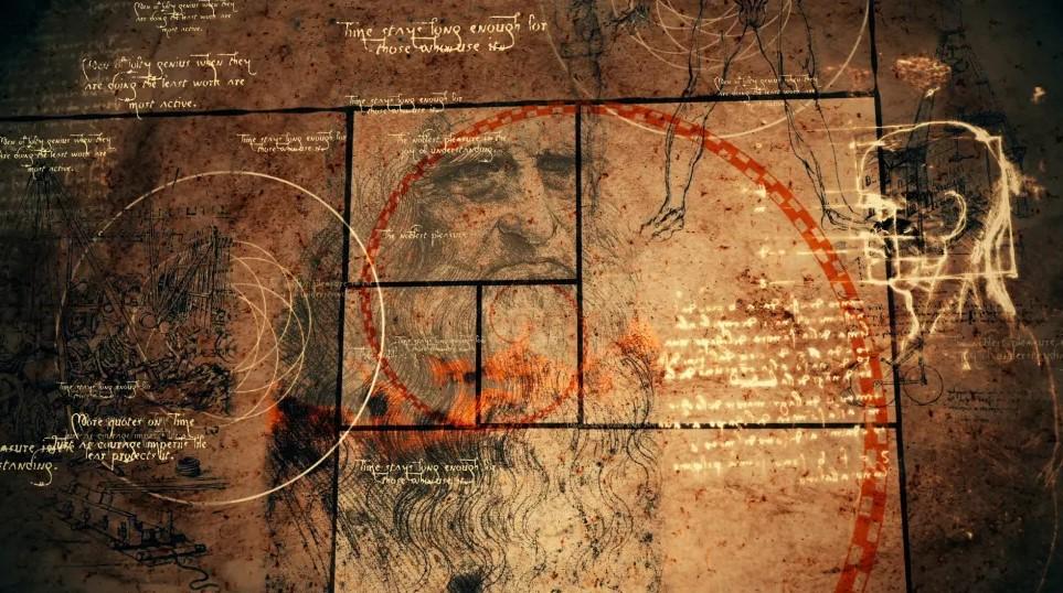 Rysunki Leonarda da Vinci skrywają zaskakującą mieszankę bakterii, grzybów i ludzkiego DNA