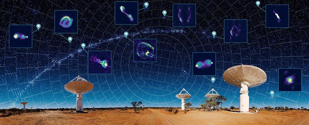 Astronomowie zmapowali 1 milion nowych galaktyk, a ty możesz wybrać się na wirtualną wycieczkę