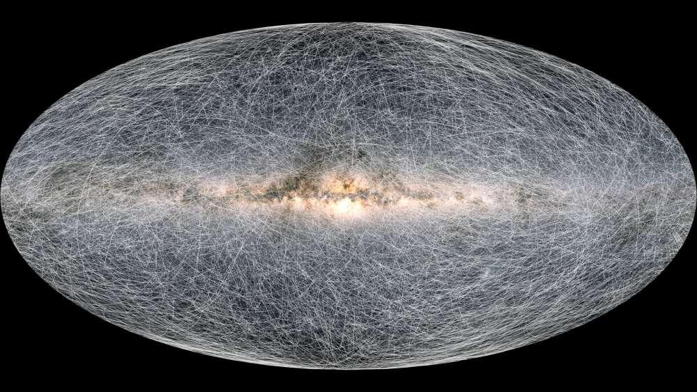 Najbardziej spektakularne obrazy i najważniejsze odkrycia kosmiczne ostatnich 12 miesięcy
