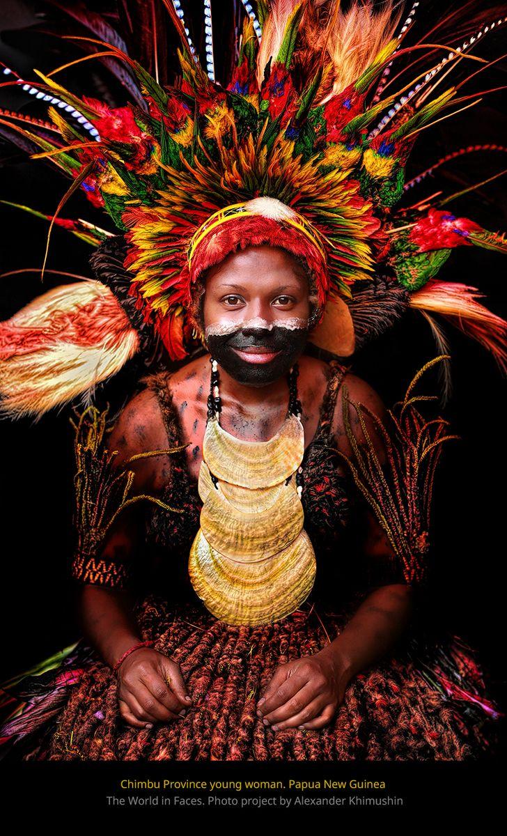 Zachwycające fotografie, które ukazują piękno zagrożonych ludów z całego świata